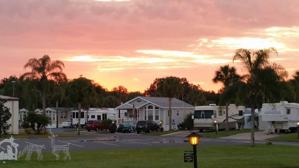 Best Retirement Rv Park In S Central Florida Avion Palms